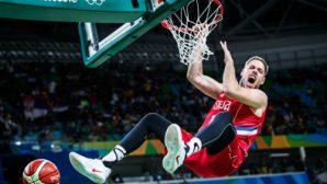 В финале мужского баскетбольного турнира Олимпиады в Рио сыграют США и Сербия